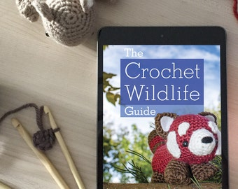 The Crochet Wildlife Guide (ePub & PDF)