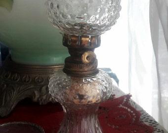 Oil Lamp Font Etsy