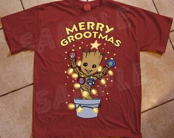 ADULT - Merry Grootmas - Seasonal Item