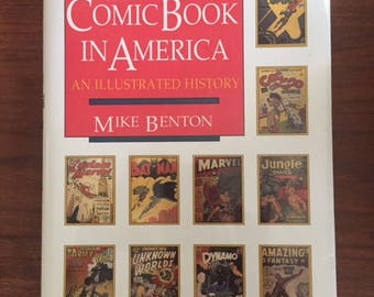 The Comic Book in America/An Illustrated History