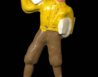 1930s (B621) Barclay Newsboy - Excellent paint