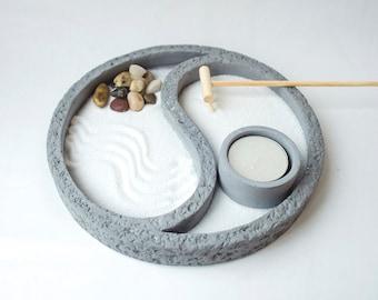zen garden  etsy, Garden idea
