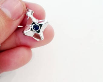 Destiny Ghost necklace made of sterling silver