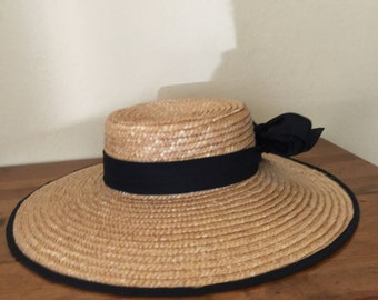 SALE - Summer Straw Hat