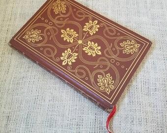 1970s Lolita Vladimir Nabokov hardback Gilt book cover printed International Collectors Library Classic Literature Russian American Novel