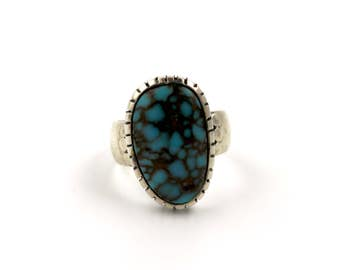 Egyptian Turquoise Ring by Turquoise Kingdom