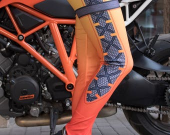 NEW! TAFI Tracer Overwatch Leggings - Blizzard Sci-Fi Video Game-inspired Body Armor Costume Yoga Pants 2017 CosPlay Designer Print