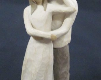 TOGETHER Willow Tree Figurine
