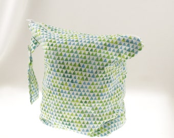 Geometric Wet Bag