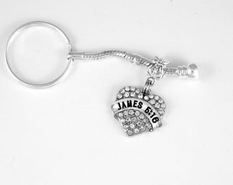 James 5:16 Jewelry  Bible Keychain Scripture Confess Sins Religious Disciples Holy Church Jesus Keychaint