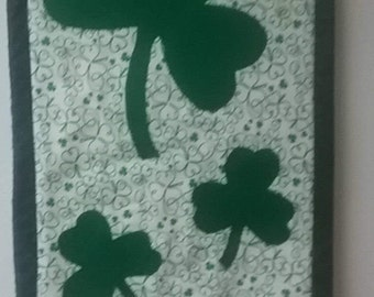 St Patricks Day Wallhanging