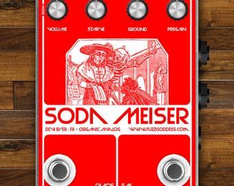 devi ever : fx - Soda Meiser 4k