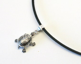 Turtle turtle pendants Jewelry Silver 925