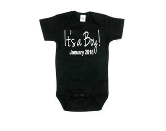 It's a Boy Baby Onesie | Baby Boy Onesie | Baby Onesies | Boy Onesies | Baby Onesie | It's a boy Onesie | Newborn Onesies | Baby Gift Onesie