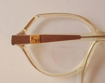 Vintage Cellidor Glasses, Prescription Glasses, 80's Frames, Ladies Glasses