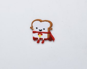 SUPER TOAST iron on patch