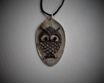 Vintage Spoon Necklace #1241