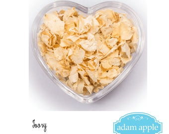 Natural Dried Real Petal Biodegradable Wedding Confetti 1 litre