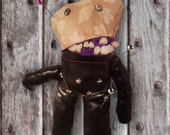 Voodoo Doll, Poppet, Pin ...