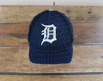 Baby Boy Clothes, Newborn Baby Boy Outfits for Pictures, Detroit Tigers Baby Boy Hat, Baby Boy Take Home Outfits, Newborn Baby Boy Outfit