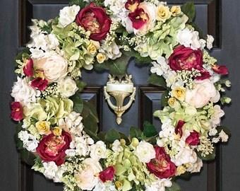 Everyday Home Wreaths Home Decor Front Door Wreaths Floral Wreath For Door Decor