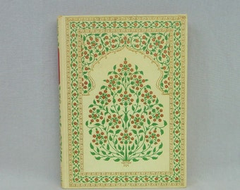 1942 India's Love Lyrics - Laurence Hope - De Luxe Edition - Pretty Cover - Vintage Poems Poetry Book