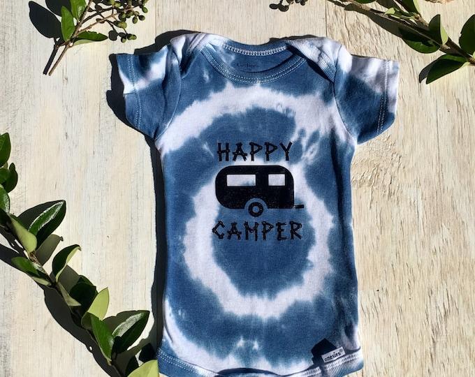 Happy Camper Onesie