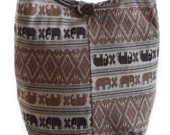 Hobo  bag , Screen print  shoulder bag. Messenger,Hippie, Gypsy Sling,  Hobo, Crossbody,