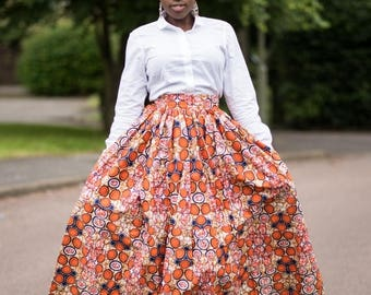 FlashSale 20% Off Cessa Maxi Skirt
