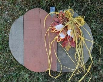 20% Off Sale Fall Pumpkin Pallet Wood Pumpkin