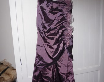 Evening dress size XXL (42 FR) - 1990s