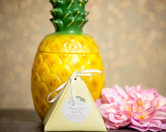 Aromatherapy Bath Tea -Tropical Sun