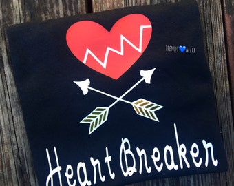 Heart Breaker Valentine's day shirt