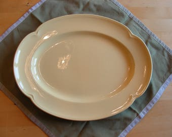 Vintage platter Goldendawn Johnson Brothers
