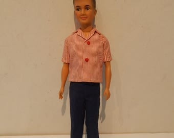 Vintage Tammy Doll's Dad 9396-3 Ideal 1963