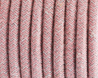 Electric cable textile / fabric