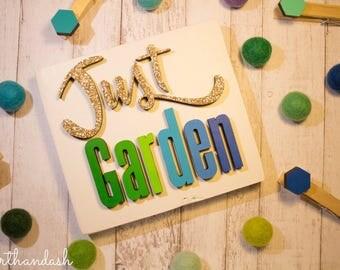 Just Garden