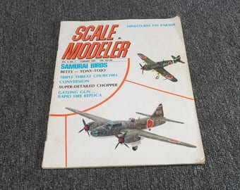 Scale Modeler Magazine Volume 4 Number 2 February 1969