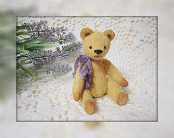Teddy Bear Luntik 13 cm.