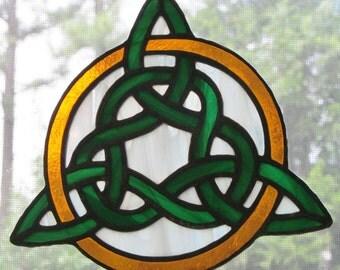 Celtic Knot Trinity Knot