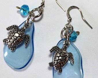 upcycled sea turtles