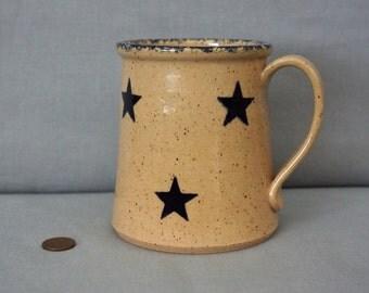 Three Rivers Pottery Mug 1996 by Sherry Coshocton Ohio