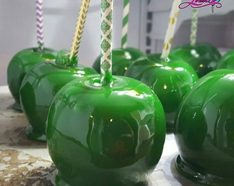 SCRUMPTIOUS CANDY APPLES