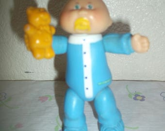 Vintage Cabbage Patch Minature Doll 1984 NICE!