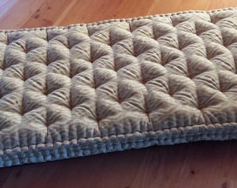 French Mattress Bench or Daybed Cushion -  PLEASE NOTE- Full Price on Quotation