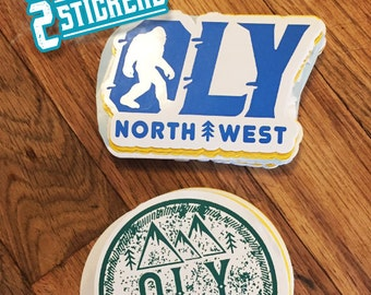 pack oly stickers