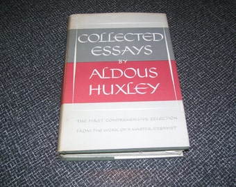 aldous huxley music at night and other essays Aldous attended eton but contracted a serious eye disease which left him nearly blind aldous huxley other sites aldous 1931 music at night and other essays.