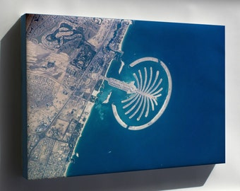 Canvas 24x36; Palm Jumeirah Dubai
