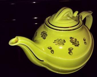 Pink Rose Bud Porcelain Teapot Teleflora Raised Image