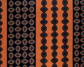 African cotton Tiger Jive decorative fabric